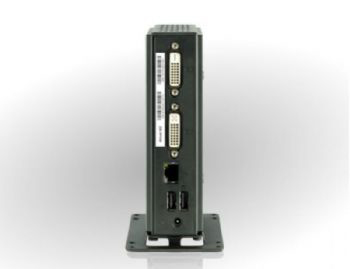 VMware, CitrixICA, RDP, RemoteFX CPU : ARM 1GHZ POE : Power Over Ethernet 1 DVI-I, 1 DVI-D, 4 USB